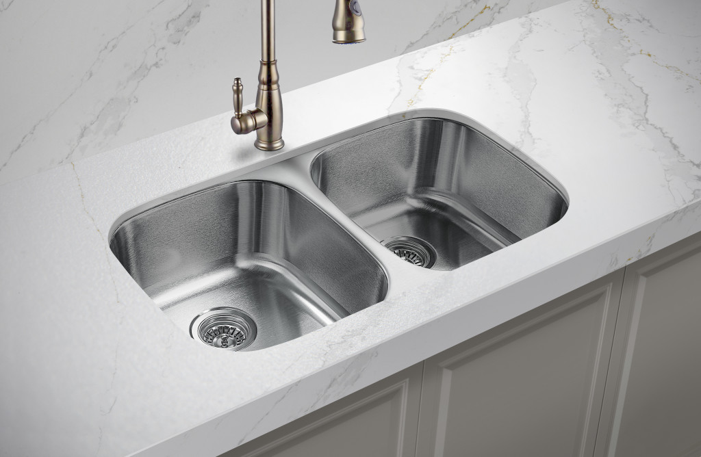 Double Bowl Sink Lof200 Fuentera Sinks